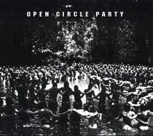 Open Circle Party (stereo) front cover - Photo by Raymond Steiner